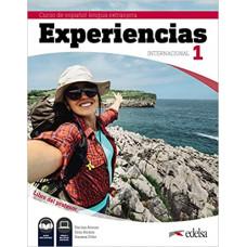 Книга для учителя Experiencias Internacional 1(A1) Libro del profesor