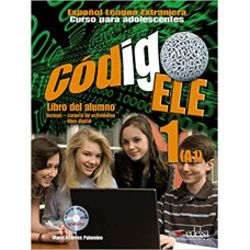 Учебник Codigo ELE 1 Libro del alumno + CD-ROM