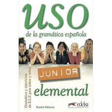 Uso de la gramática junior elemental