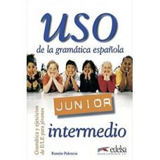 Uso de la  Gramatica Junior intermedio