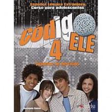 Рабочая тетрадь Codigo ELE 4 Cuaderno de ejercicios