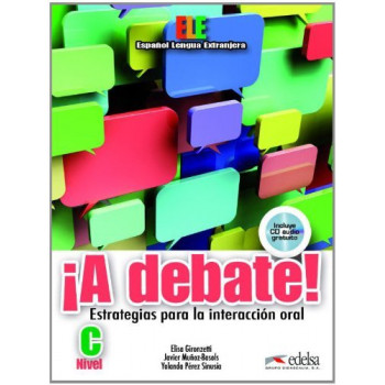 A Debate! Libro del alumno + CD audio