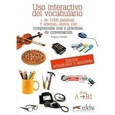 USO Interactivo Del Vocabulario A1-B1 Libro
