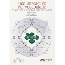 USO Interactivo Del Vocabulario B2-C2 Libro