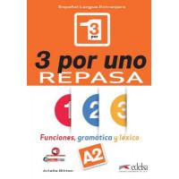 3 Por Uno A2 Libro Del Alumno + Audio Download