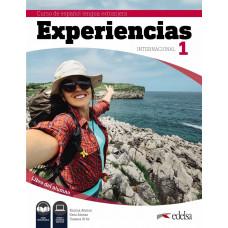 Учебник Experiencias Internacional 1(A1) Libro del alumno + audio descargable