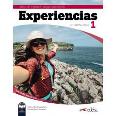 Рабочая тетрадь Experiencias Internacional 1 (A1)Libro de ejercicios + audio descargable