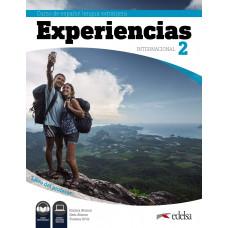 Книга для учителя Experiencias Internacional  2 (A2) Libro del profesor