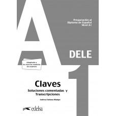 Preparación al DELE A1 Claves (Edición 2020)