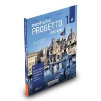 Progetto Italiano Nuovissimo 1A (A1) Libro&Quaderno + CD Audio + DVD