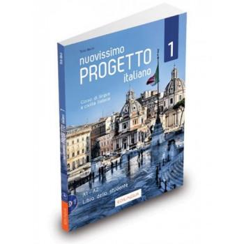 Progetto Italiano Nuovissimo 1 (A1-A2) Libro dello studente + DVD