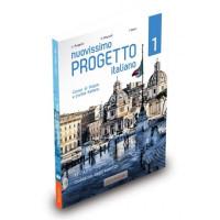 Progetto Italiano Nuovissimo 1 (A1-A2) Quaderno degli esercizi + CD Audio