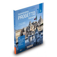 Progetto Italiano Nuovissimo 1B (A2) Libro&Quaderno + CD Audio + DVD