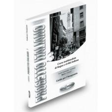 Progetto Italiano Nuovo 3 (B2-C1) Guida per L'insegnante