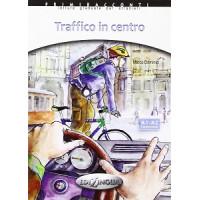 Primiracconti (A1-A2) Traffico in centro + CD Audio