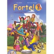 Учебник Forte! 1 (A1) Libro dello studente ed esercizi + CD audio