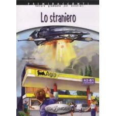 Primiracconti (A2-B1) Lo straniero + CD Audio