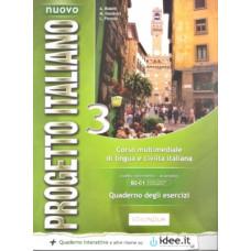 Progetto Italiano Nuovo 3 (B2-C1) Quaderno degli esercizi