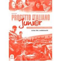 Progetto Italiano Junior 2 Guida per l'insegnante