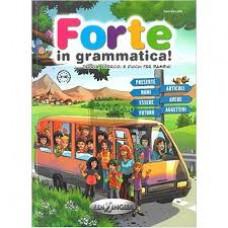 Forte in grammatica! A1-A2 Libro