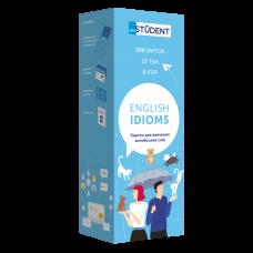500 карток для вивчення англійських слів English Idioms