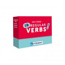 Картки для вивчення англійських слів Irregular Verb