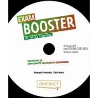 Exam Booster B1-B2 Listening Audio CD Подготовка к ВНО
