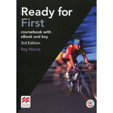 Ready for First (3rd edition) Student's Book & MPO & Audio CD Pack with Key