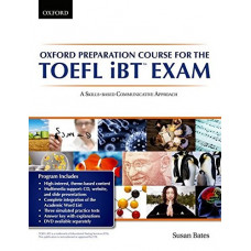 Oxford Preparation Course for the TOEFL iBT Exam with Audio CDs and Online Practice Access