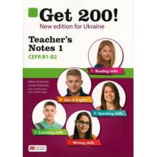 Get 200! New edition Teacher's Book 1