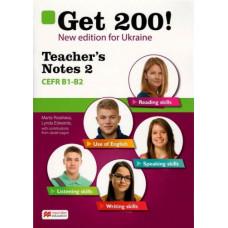 Get 200! New edition Teacher's Book 2