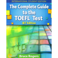 Complete Guide to the TOEFL Test iBT Student's Book with CD-ROM