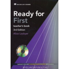 Ready for First (3rd edition) Teacher's Book Pack