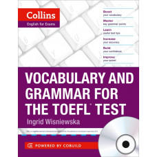 Vocabulary and Grammar for the TOEFL Test with Audio Available Online