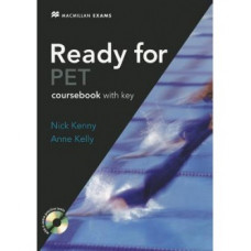Ready for PET Student's Book with Key + CD ROM Pack
