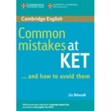 Common Mistakes at KET and how to avoid them Paperback