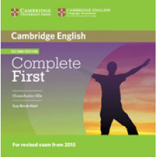 Complete First Second edition Class Audio CDs