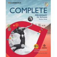 Complete Preliminary for Schools Teacher's Book with Downloadable Resource Pack