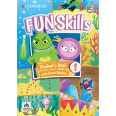 Fun Skills Level 1 Student's Book with Home Booklet and Downloadable Audio
