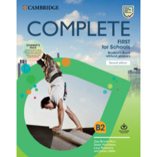 Complete First for Schools Student's Book Pack (SB wo Answers w Online Practice and WB wo Answers w Audio Download) 2nd Edition