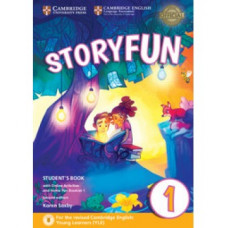 Storyfun for Starters 2nd Edition Level 1 Student's Book with Online Activities and Home Fun Booklet