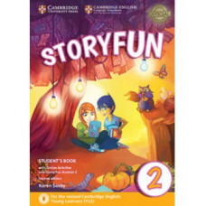 Storyfun for Starters 2nd Edition Level 2 Student's Book with Online Activities and Home Fun Booklet