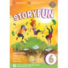 Storyfun for Flyers 2nd Edition Level 6 Student's Book with Online Activities and Home Fun Booklet
