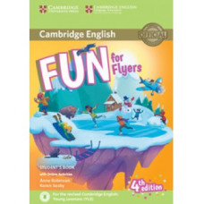 Fun for 4th Edition Flyers Student's Book with Online Activities with Audio