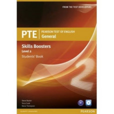 PTE General Skills Booster 2 Students' Book with Audio CD