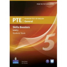 PTE General Skills Booster 5 Students' Book with Audio CD