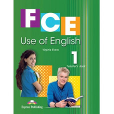 FCE Use of English 1 (for the updated 2015 exam) Teacher's Book