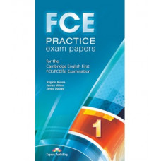 FCE Practice Exam Papers 1 (for the updated 2015 exam) CD MP3