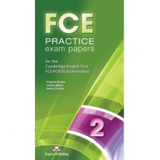 FCE Practice Exam Papers 2 (for the updated 2015 exam) CD MP3