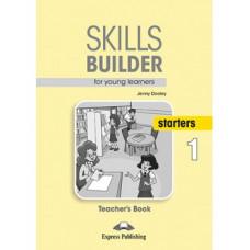 Skills Builder Starters 1 Format 2017 Teacher's Book